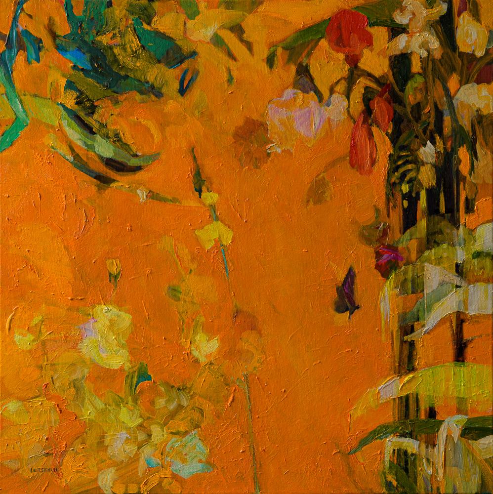 Dschungel Orange - sold